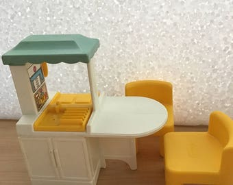 Little Tikes Dollhouse Furniture