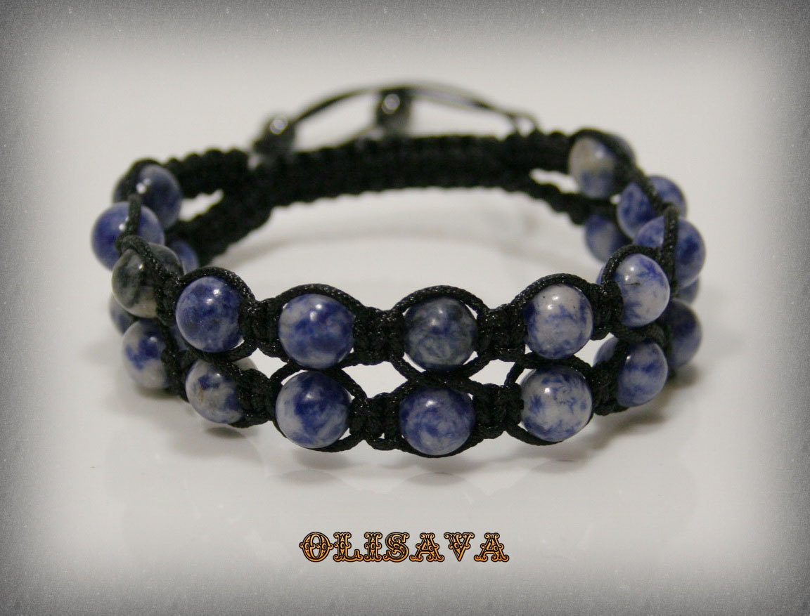 how to make a double shamballa bracelet