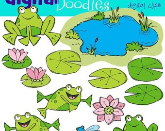 KPM Frogs in a pond Combo