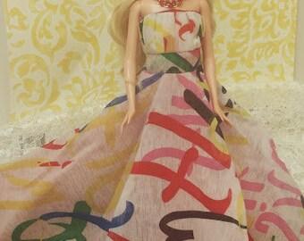 Mardi Gras-Barbie-Barbie Clothes- Barbie outfits