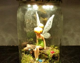 Fairy Night Light, Fairy Lights, Fairy Lights, Night Lights, Girls Night Light, Nursery Light, Girls Bedroom Light, Night Light Kids