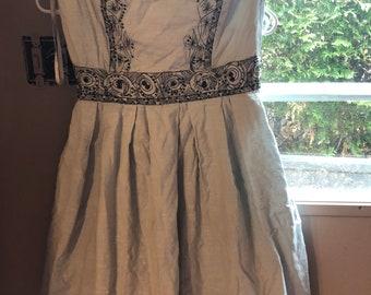 Lovely Strapless Dress