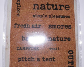 ON SALE  Nature Stickers