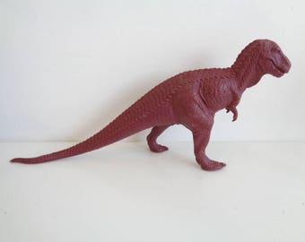 Vintage Natural History Museum Tyrannosaurus Rex Dinosaur Model by Invicta 1977