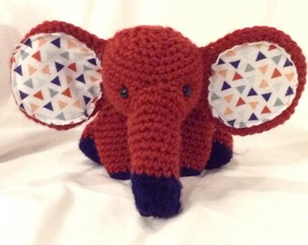 Elena the Elephant Pattern