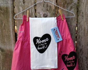 SALE! Pink Vintage Apron Set