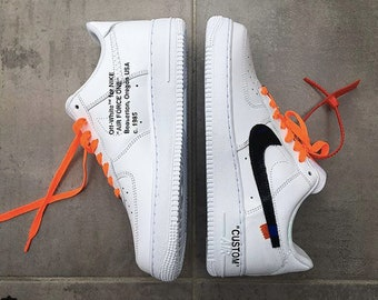 OFF WHITE air force one