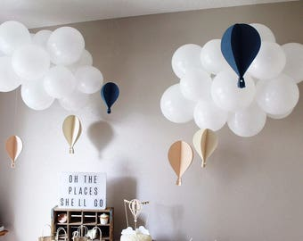 Foating Balloon Cloud Kit