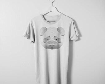 T-Shirt. Resonance. Panda