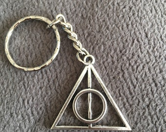Magic symbol keyring