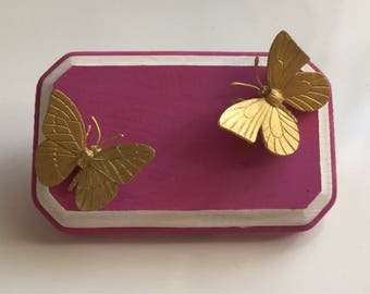 Butterfly Faux taxidermy