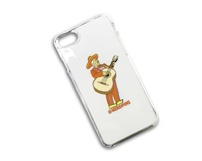 Mariachi iPhone Case