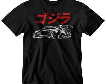 GTR R35 Japan Style T-Shirt