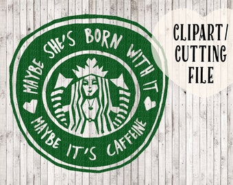 starbucks svg, coffee svg, coffee clipart, svg files, svg cutting file, commercial use clipart, commercial svg, coffee mug svg, cricut svg