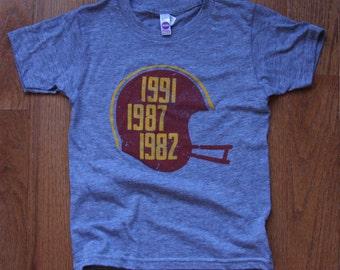 Size 8 - Washington DC Glory Years Shirt - Kids