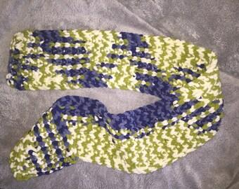 Seahawk's scarf