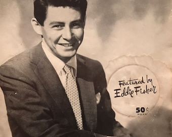 No Other One sheet music Ivory Joe Hunter Clyde Otis Meridien Music Eddie Fisher 1956