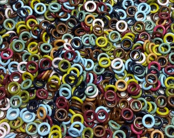 10mm EARTHY Mix O Rings