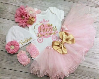 baby girl, coming home outfit, newborn, take home outfit, girl, newborn, infant, outfit, going home outfit, baby girl clothes, princess