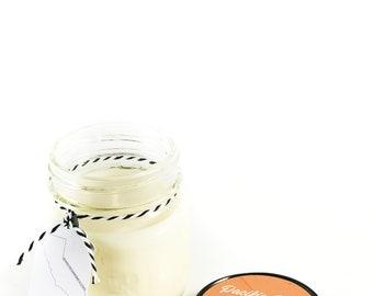 Pacific Beach || Scented Soy Candle || California || Coconut || Pineapple || Rum || Tangerine || Handmade || Handpoured || Mason Jar