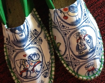 Espadrilles custom
