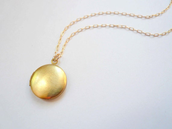 this listing item locket gold necklace round wedding photo antiqued il small lockets like