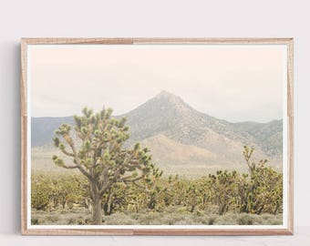 Desert Print,Desert Art,Large Wall Art,Joshua Tree,Digital Prints,Desert Photo,Desert,Bohemian,Boho,Boho Print,Joshua Tree Print,Art Prints