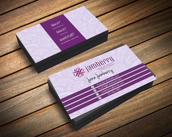 Jamberry business etsy jamberry business card reheart Images