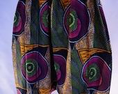 Harem Pants fabric Africa...