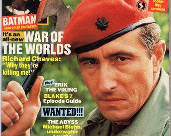 STARLOG War Of the Worlds Magazine #148 November 1989 Issue