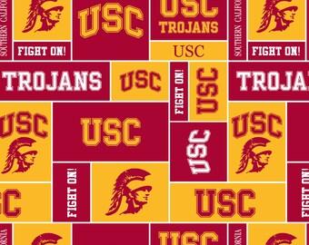 University of Southern California USC Trojans