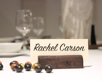 Wedding Name Tag Place Holder