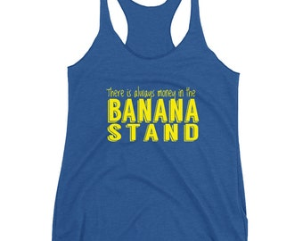 Money in the Banana Stand Tank