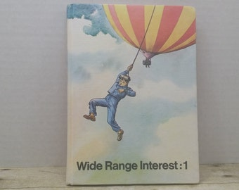 Wide Range Interest, Book one, 1967, Oliver and Boyd