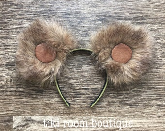 Made to order Ewok Star Wars Disney Mickey Ears