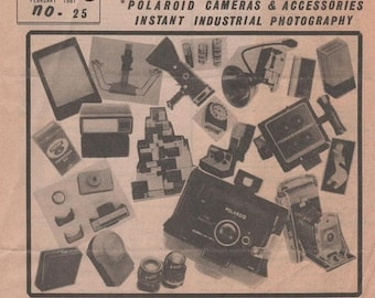 BTS Graphic Arts Center Here is the Catalog You Requested February 1981 No. 25 Polaroid