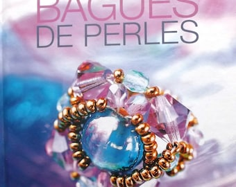 Book IRRESISTIBLE rings beads - 30 patterns