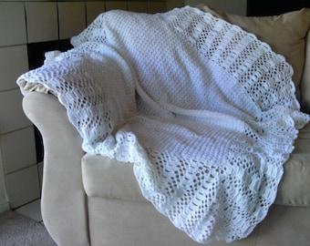 Christening/Baptism Blanket
