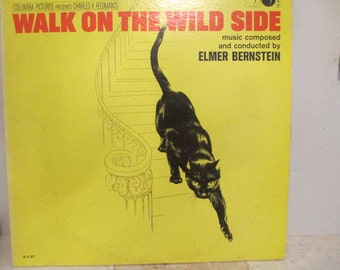 Walk On The Wild Side     soundtrack LP
