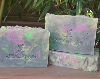 Northern Sky Handmade Soap | Shea & Cocoa Butter| Hot Process Soap | iBeauty Gifts