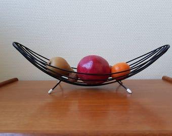 Fruit Dish Fruit Bowl Mid Century 50ies