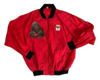 Magnum PI Vintage Windbreaker Jacket 80s - Sz M