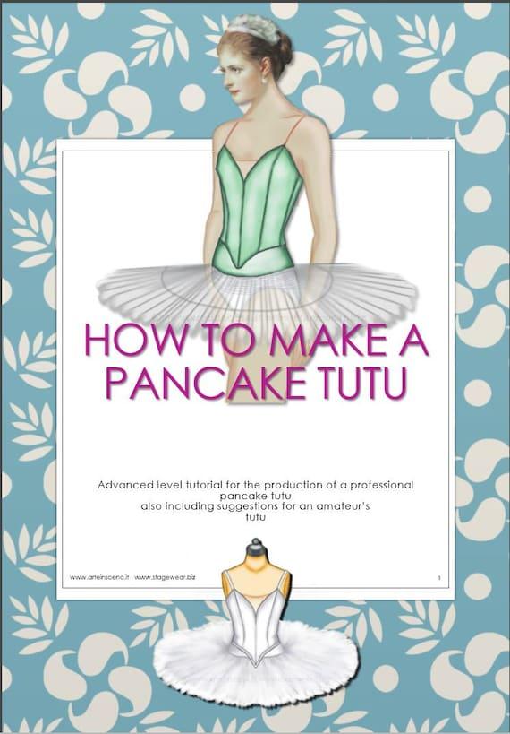 Pancake tutu patterns plus tutorial ccuart Choice Image
