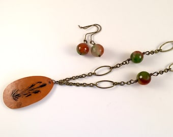 Natural Elements Necklace Set