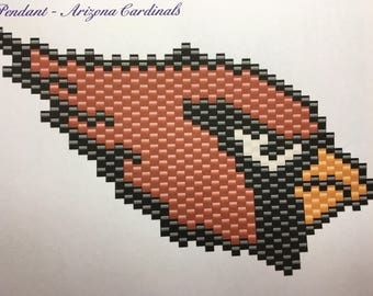 Arizona Cardinals Pendant