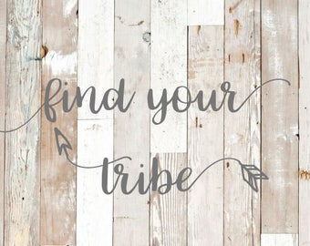 Follow Your Arrow / Find Your Tribe Set