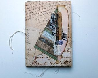 Junk Journal A5, Diary, Journal