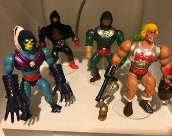 Laser Cut Acrylic He-Man figure stand