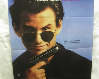 Kuffs 1991 Movie Poster mp122
