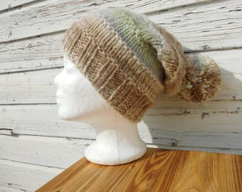 Beanie * Beanie * knitted hat * hand knitted * Sale!